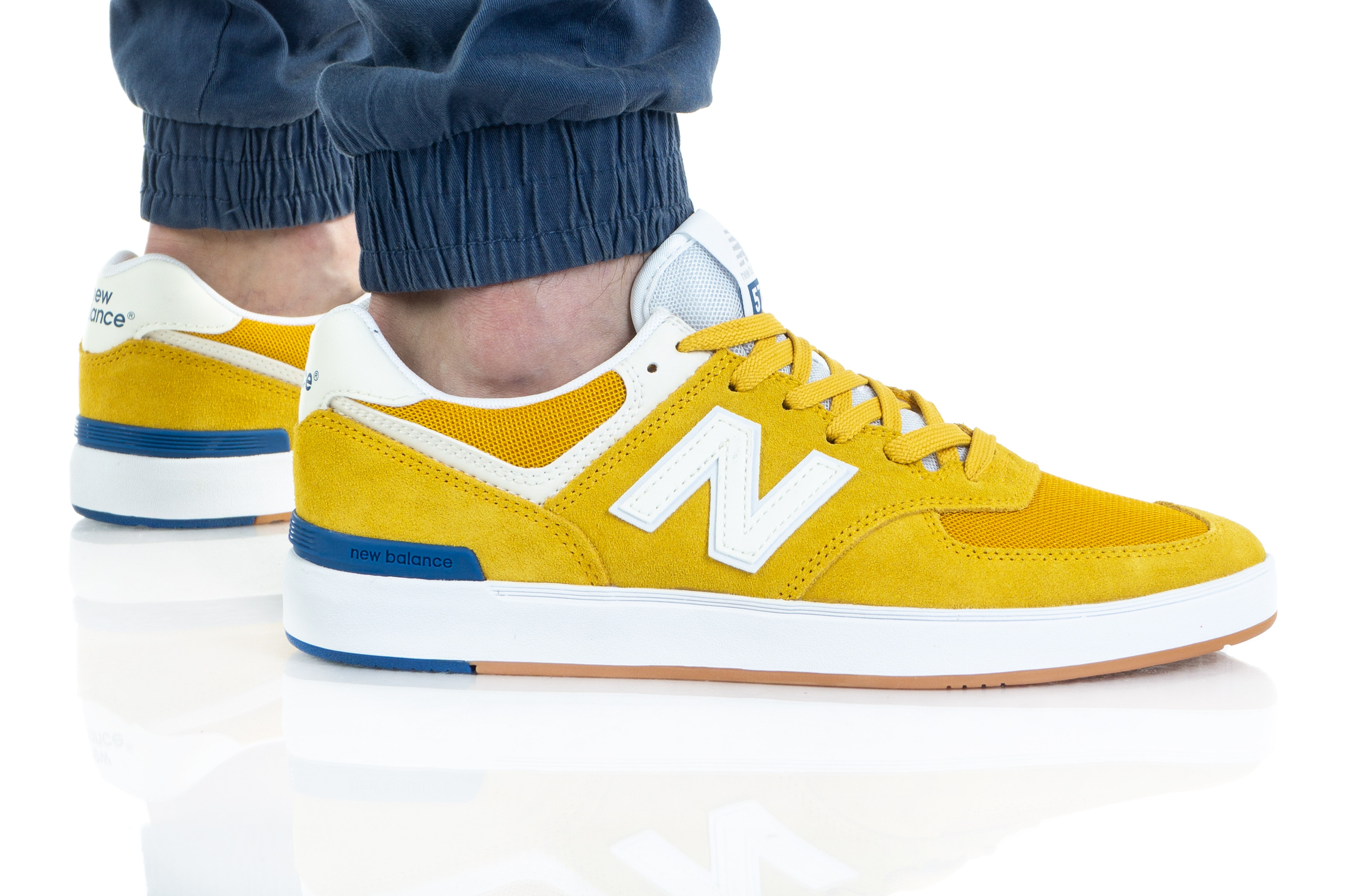 New Balance 574 AM574YWB
