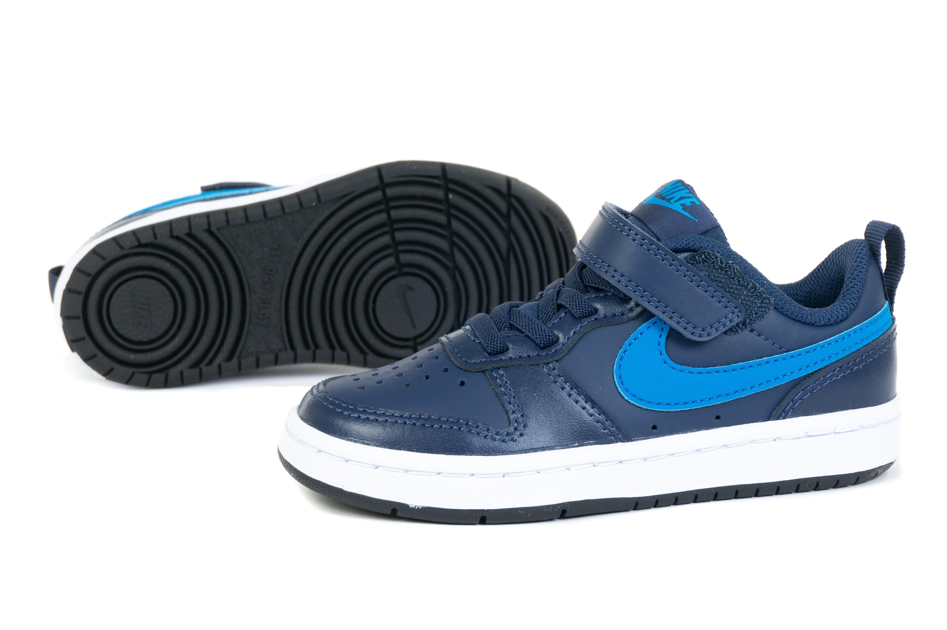 Nike COURT BOROUGH LOW 2 (PSV) BQ5451-403
