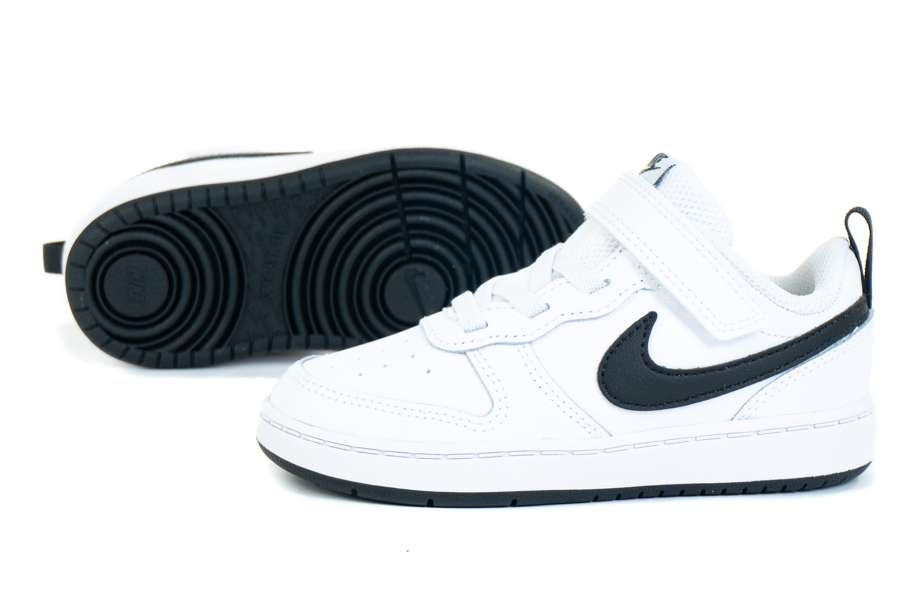 Nike COURT BOROUGH LOW 2 (TDV) BQ5453-104