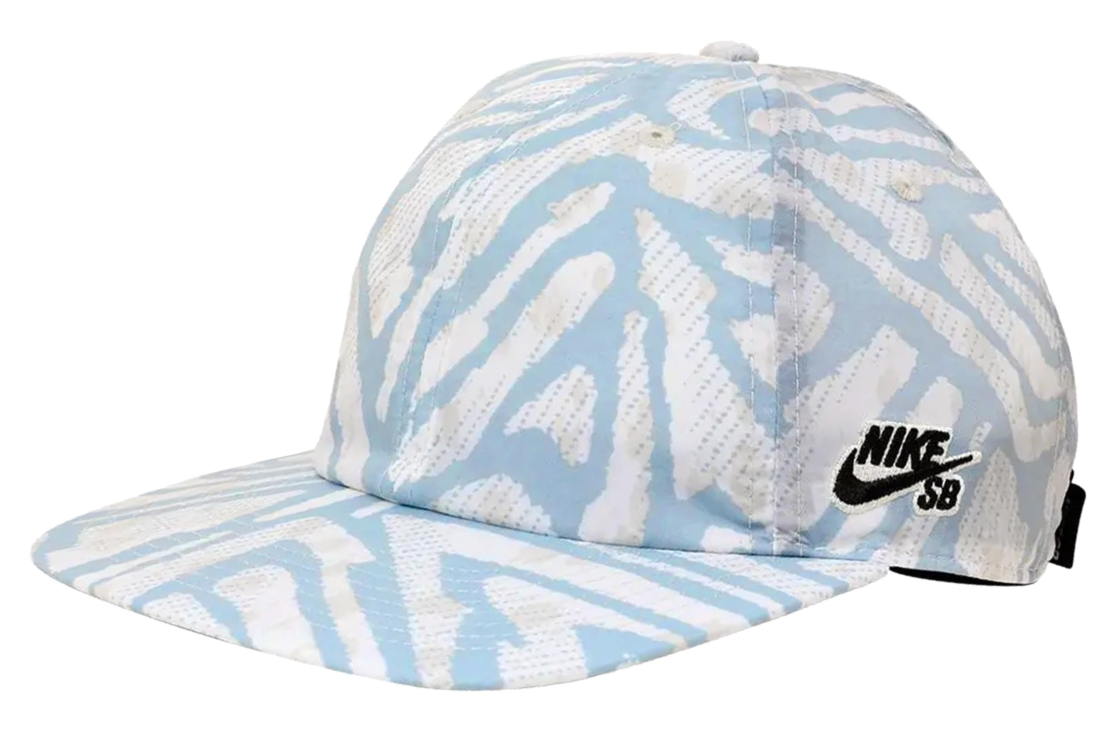 Nike U NK H86 CAP FLATBILL AOP CQ9274-100