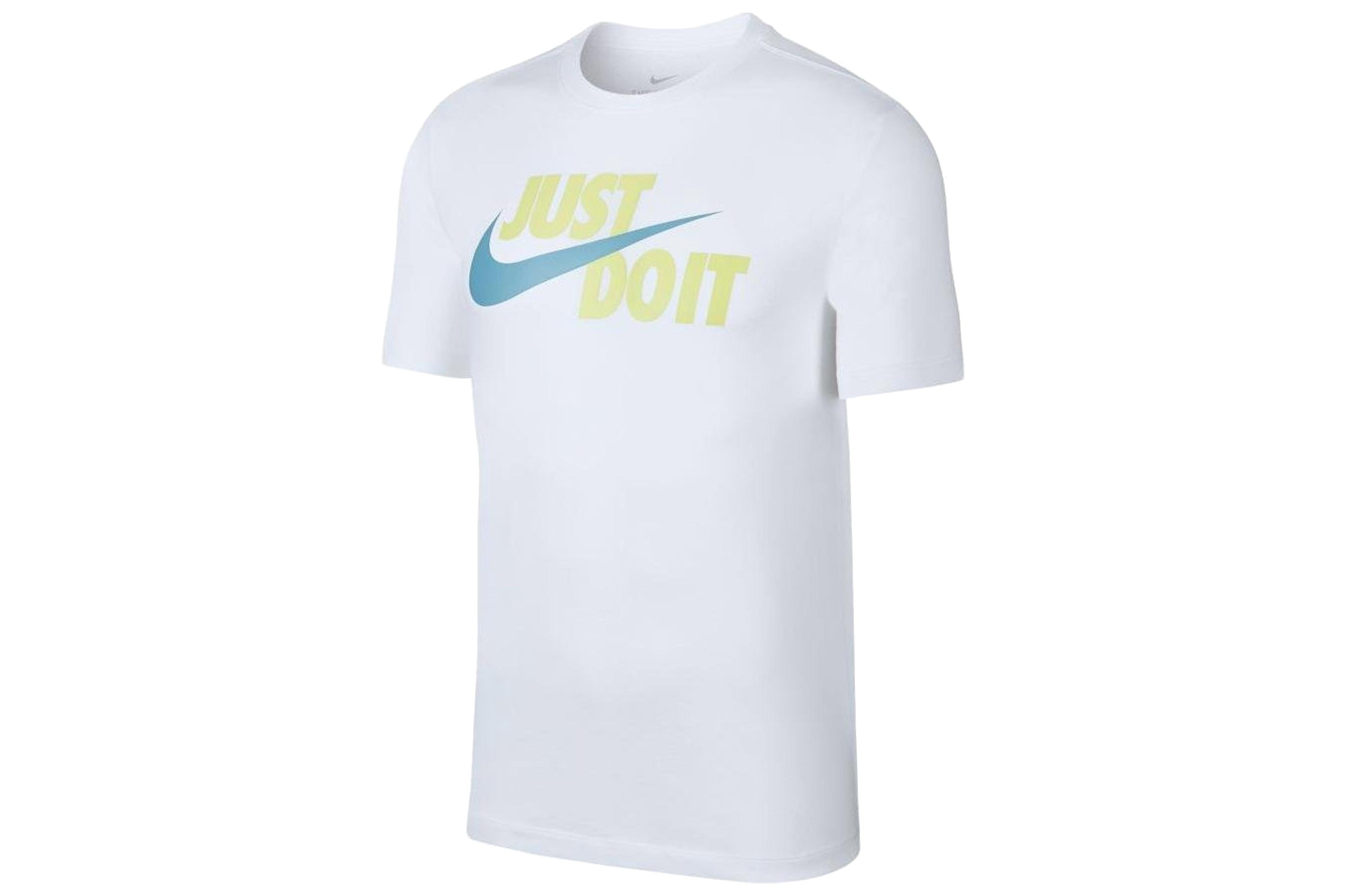 Nike M NSW TEE JUST DO IT SWOOSH AR5006-104