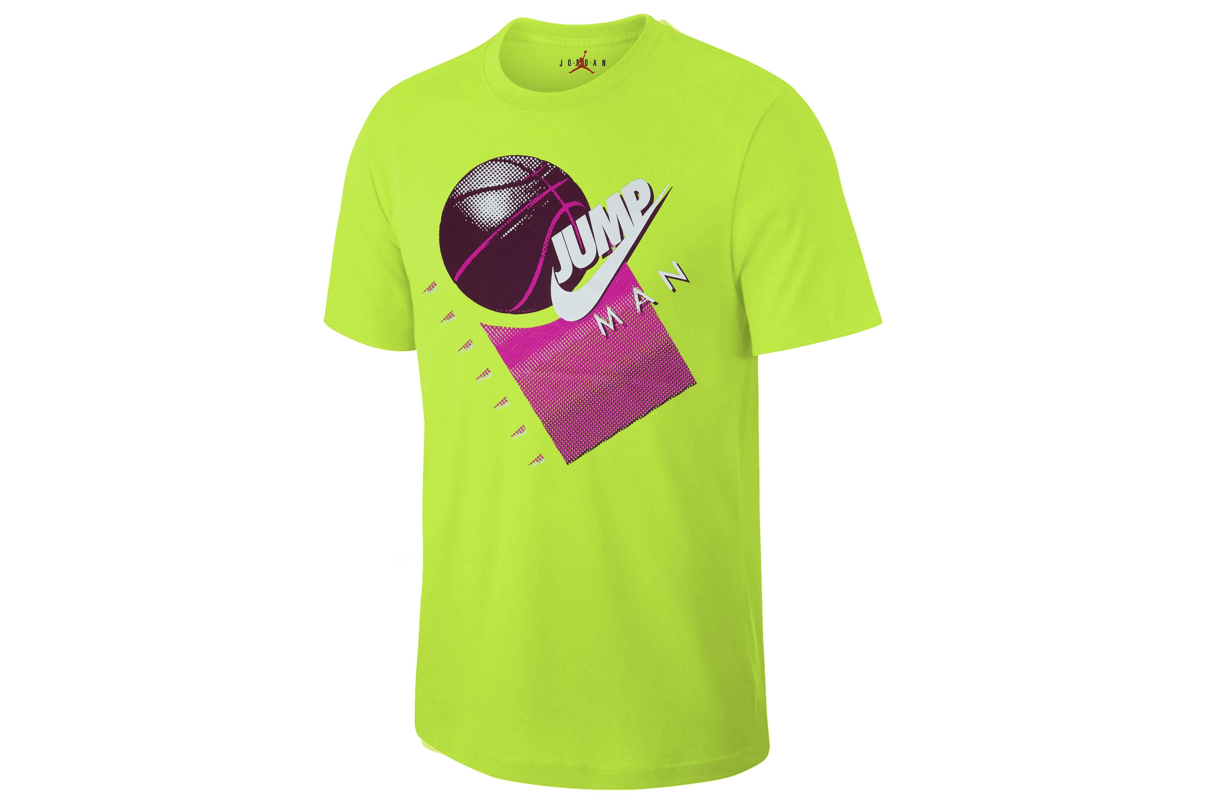 Nike M J JUMPMAN BBALL SS CREW CJ6288-389